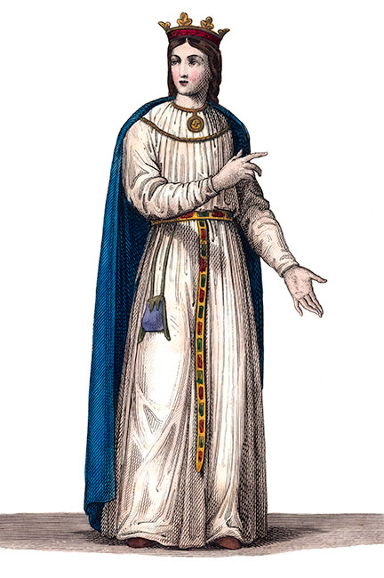 Ultrogothe, reine de France